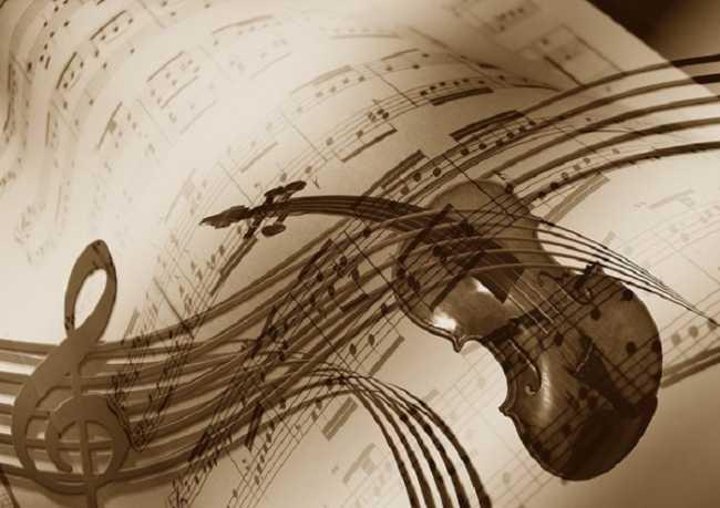 Musica partitura