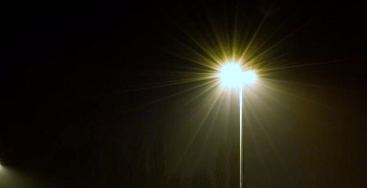 Arona, presto la nuova illuminazione per l'area dei giardini