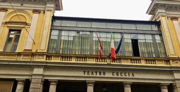 Il Teatro Coccia aderisce all'edizione online del Web Marketing Festival