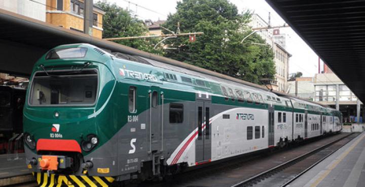 Pendolari: ad ottobre bonus per la linea Domoddosola-Arona-Milano